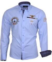 0ad021db22a BINDER DE LUXE košile pánská 82106 s dlouhým rukávem