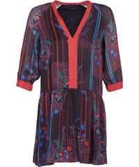 Sisley Krátké šaty CEPAME Sisley 4935d2f616