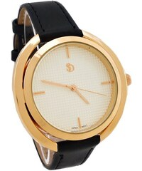 Dámské hodinky SD Kaite bronzovo-černé 665D d5fc07c9ac9