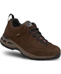 Trekingová obuv LOWA - Hampton Gtx Mid GORE-TEX 210705 Brown 0485 ... 2e7c1eef32