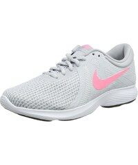 Nike WMNS Revolution 4, Chaussures de Fitness Femme, Multicolore (White/White-Pure Platinum 100), 42 EU