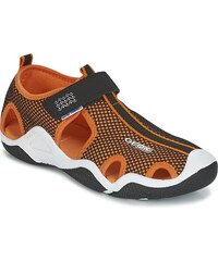 ad34349aad2 Geox Sportovní sandály J WADER C Geox