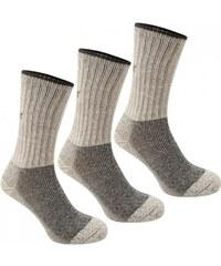 Karrimor Heavyweight Boot Sock 3 Pack Ladies Beige 8f40f33db5