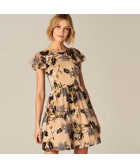 5b0fe6c0d0c Květované krátké šaty z obchodu Mohito.com - Glami.cz