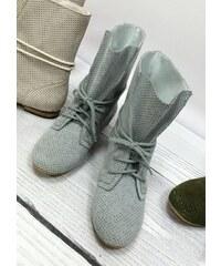 Sportovní dámské kozačky a kotníkové boty  351c4c546ca