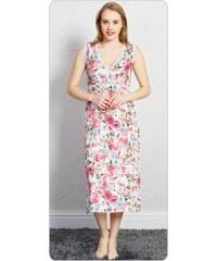 d1553191d43f Vienetta Dámske šaty na ramienka Kateřina