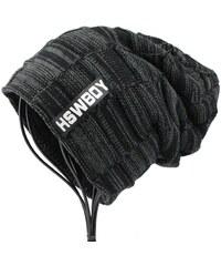 Cixi HSWBoy pánská zimní čepice Černá 06cc353965