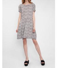 Pepe Jeans dámské krátké šaty Poppy se vzorem 530368d4eac