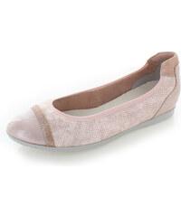 Tamaris Világos rózsaszín platform balerina cipő 22109 983bcfd66e