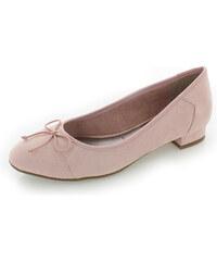 Tamaris Világos rózsaszín balerina cipő 22100 1da12a4fd0