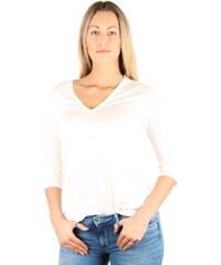 Tommy Hilfiger dámské béžové tričko - Glami.cz 3df71b22d6