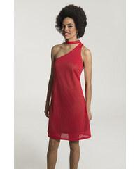 42d34196c53 Smash MISTICA Dámské krátké šaty červené