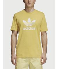 Žluté pánské tričko adidas Originals - Glami.cz 8317858aff0