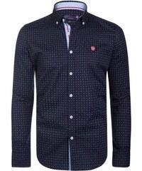 Giorgio Di Mare Pánská košile GI9053229 Navy Blue f3d5d86d73