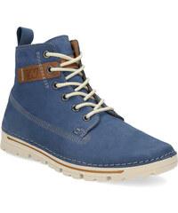 bce48cae465 Weinbrenner Dámská kožená kotníčková obuv