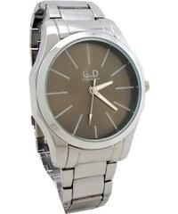 1f938d808aa Pánské hodinky G.D Bell stříbrné 306ZP
