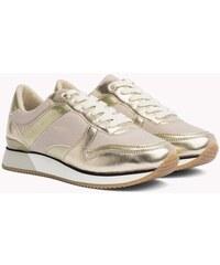 Tommy Hilfiger metalické tenisky Metallic Sneaker ccad3be995
