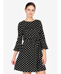 Elegantní mini šaty s dlouhým rukávem - Glami.cz fb8bb1784d