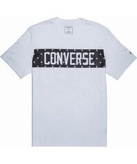 f32dcef040dc Pánské tričko Converse Star Block Tee XL white