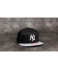 ff86fcc9b552e New Era 9Fifty MLB Cotton Block New York Yankees Cap Black  Grey  White