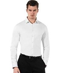 Vincenzo Boretti Pánská košile 10010736 white c243596645