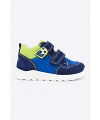Superfit tmavě modré dětské boty - Glami.cz a2ffd794284