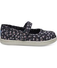 0e5726d64d210 Toms detské topánky Youth Bimini / Blue Denim Geo Textile - Glami.sk
