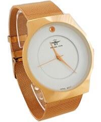 Dámské hodinky Geneva Crystal G030 - bronzové - Glami.cz c81963eb22