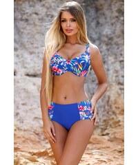 ad7875e67bf Winner Dámské plavky Rosa dvoudílné - horní díl + kalhotky modrá ...