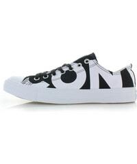 d7657c704dd Converse Dámské černo-bílé nízké tenisky Chuck Taylor All Star Wordmark