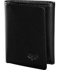 2552bb66b9 peňaženka FOX - Trifold Leather Wallet Blk (001) veľkosť  OS