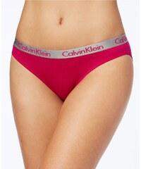 8661e6cdd9c Dámské kalhotky Calvin Klein logo růžové