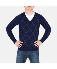 Trussardi Collection Pánsky vlnený sveter ML FW 141.174 ... 0a952056ba4
