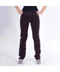 Armani Jeans Luxusní dámské džíny Armani sametové af00ac44555
