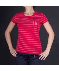 Armani Jeans Proužkované dámské tričko Armani XL. 1 264 Kč b343d0299d