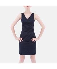 f023cdb1e42b Armani Jeans Luxusní společenské šaty Armani modré 36