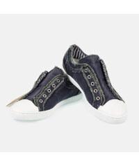Modré Pánske topánky luxusných značiek - Glami.sk 944f7246ab9