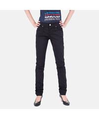 Luxusní dámské džiny Armani Jeans hnědé a53ead91e10