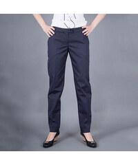 442dfb79791b Luxusní kalhoty Armani Jeans modré dámské