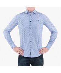 b931e594099 Armani Jeans pánské košile slim fit - Glami.cz