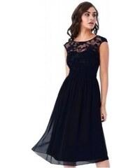 Krásné plesové a společenské šaty Molly černé GODDIVA DR1358 279f4dd91c