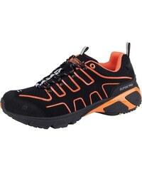 fada89405b2 UNI sportovní obuv Alpine Pro SPRINGBOK ULTRA LGT - černo-oranžová