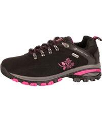 e8f6a150f20 UNI outdoorová obuv Alpine Pro SPIDER 3 - černo-růžová