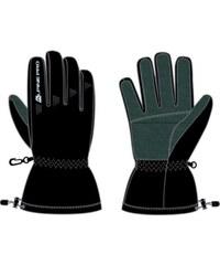 Pánské softshell rukavice Alpine Pro THEO - černá be38dcf48b