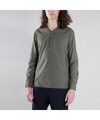 792d7c90d77 NATIVE YOUTH Khaki košile Sequoia Shirt S