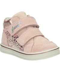 163f686e7345 Bubblegummers Detská dievčenská členková kožená obuv