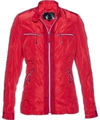 4b65dda7570a Červené dámské bundy a kabáty