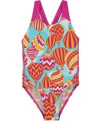 Speedo AOP Speedback Swimsuit Junior Girls 21a3e64750