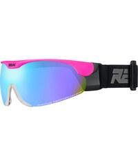 1a5005a17 RELAX CROSS Okuliare pre bežecké lyžovanie HTG34I černo-růžová