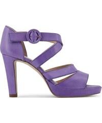 4d7dbceac77 Arnaldo Toscani Dámské sandály na podpatku 8035534 VIOLET